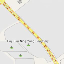 Hoy Sun Ning Yung Cemetery Colma California