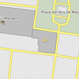 Plaza Del Dos De Mayo Madrid