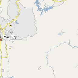 Dien Bien Phu Vietnam Map.Dien Bien Phu City