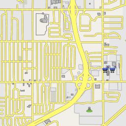 Lyndhurst Ohio Map.Interstate 271 Exit 32 Lyndhurst Ohio