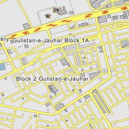 Gulistan-e-Jauhar Block 4 - Gulshan-e-Iqbal Town
