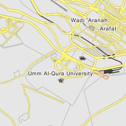 جامعة أم القرى بالعابدية مكة المكرمة