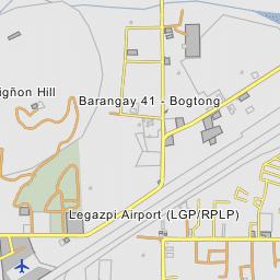 Our Ladys Village Legazpi City - Legazpi city map