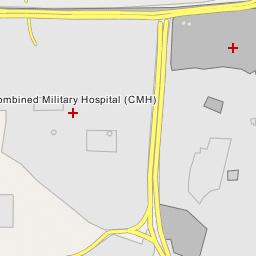 Combined Military Hospital (CMH) - Rawalpindi
