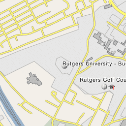 Rutgers University College Avenue Campus New Brunswick New Jersey