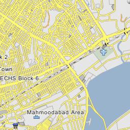 PECHS Block 2 - Jamshed Town
