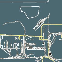 Olmaliq Map Map Of Olmaliq City - Olmaliq map