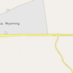 Little America Wyoming Map.Little America Wyoming