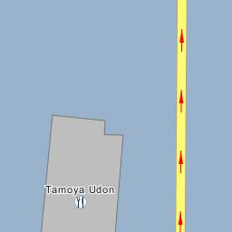 Tamoya Udon Takamatsu City